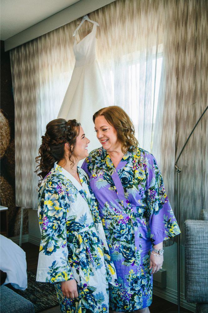 jessica john dinolfos banquets bride and mom