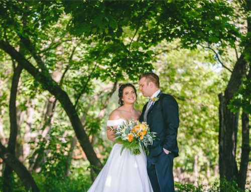 Local Love – Jessica & John at Elements at Water Street