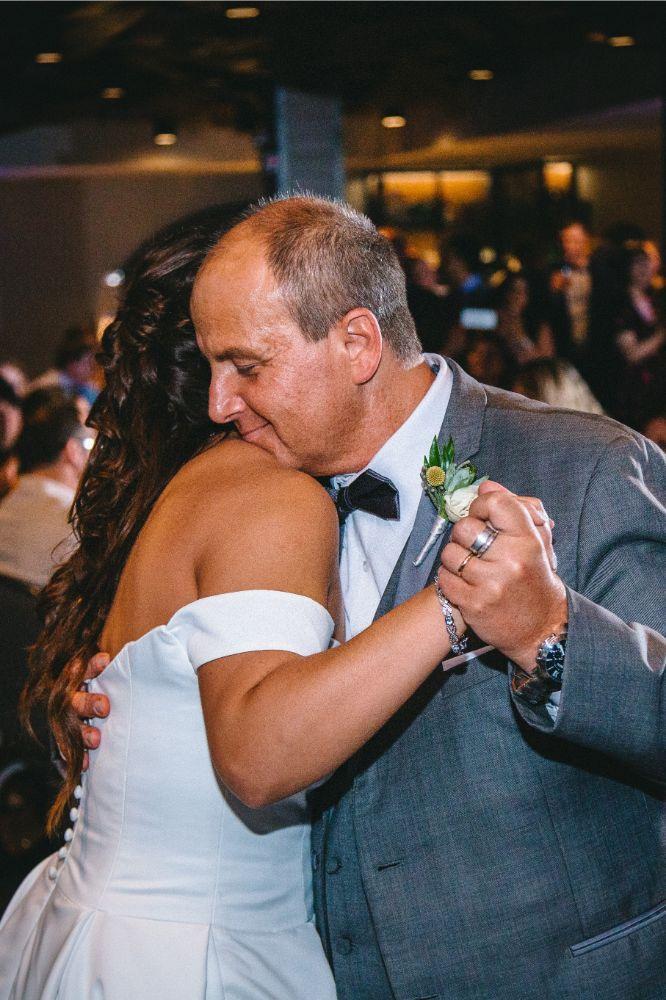 jessica john dinolfos banquets first dance father daughter