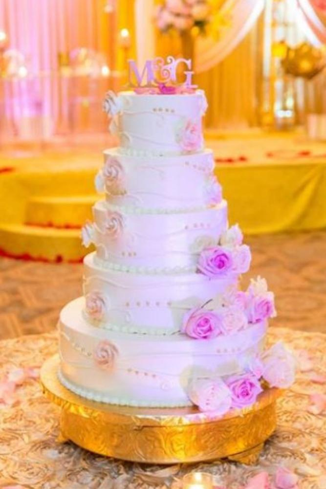 madhu geogy drury lane wedding cake