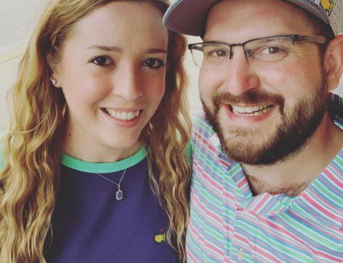 Honeymoon Winners – Catherine & Colin