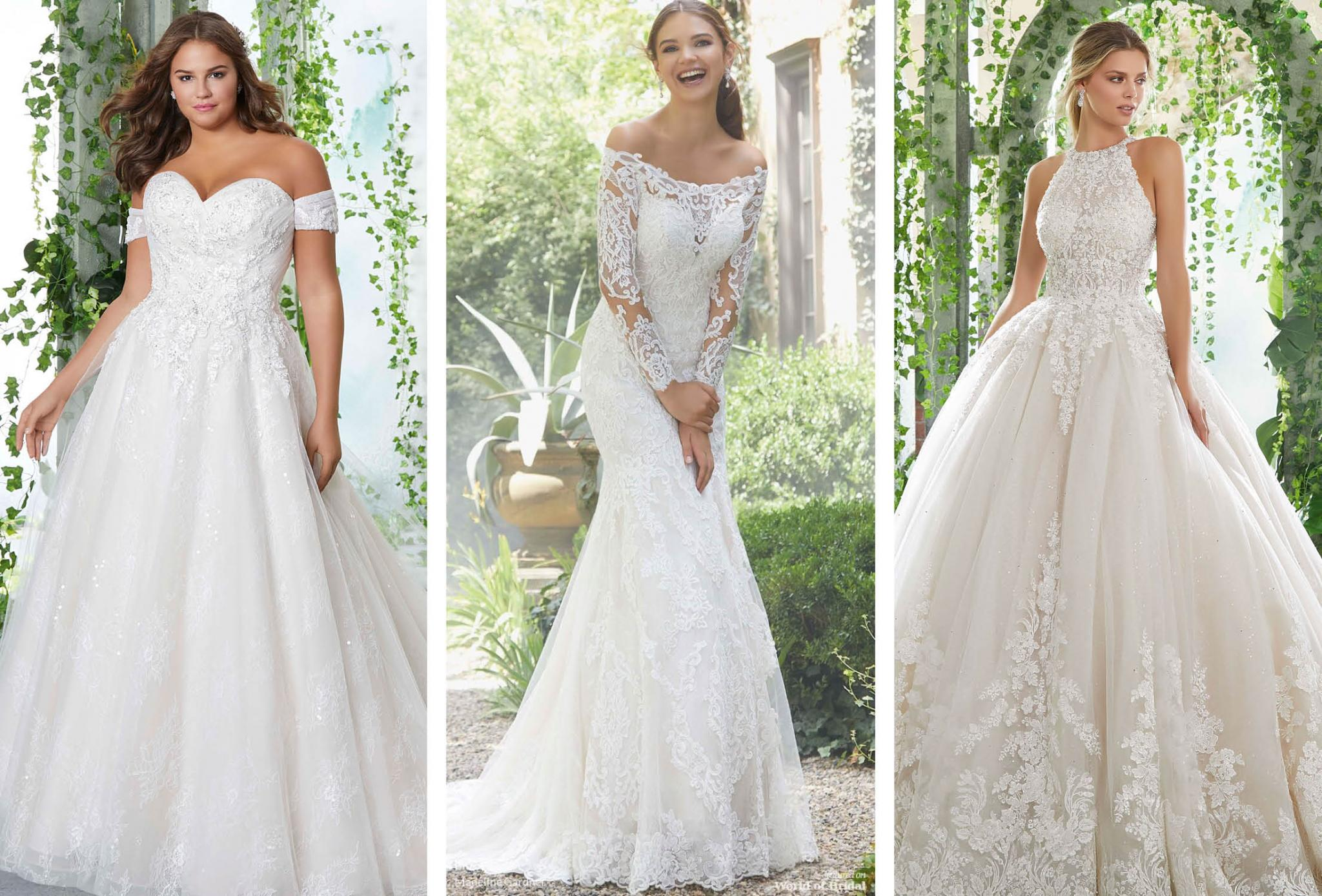 Mori Lee by Madeline Gardner Trunk Show at Eva's Bridal International in Orland Park, IL