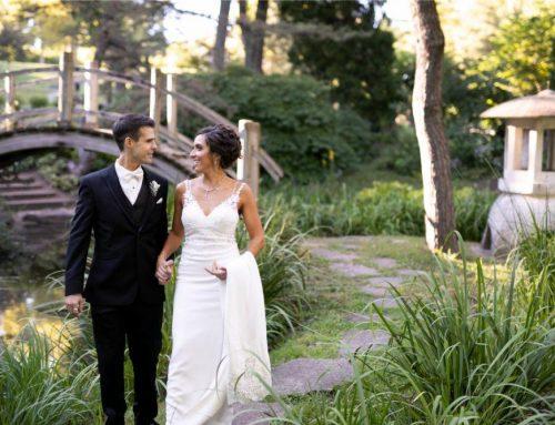 Local Love – Andrea & Matthew at Cotillion Banquets