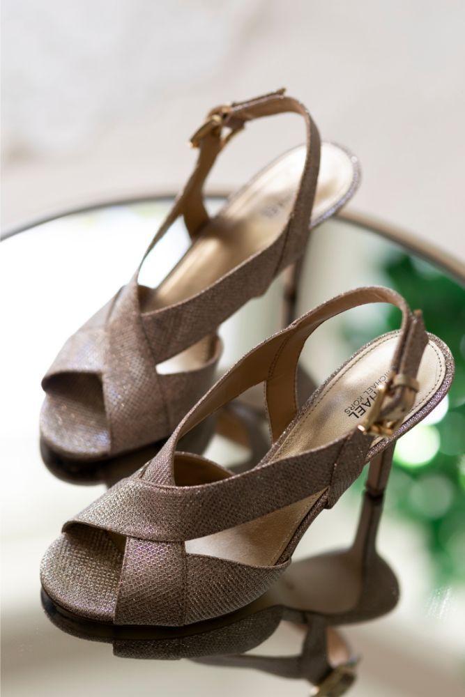 andrea matthew cotillion banquets michael kors bridal shoes