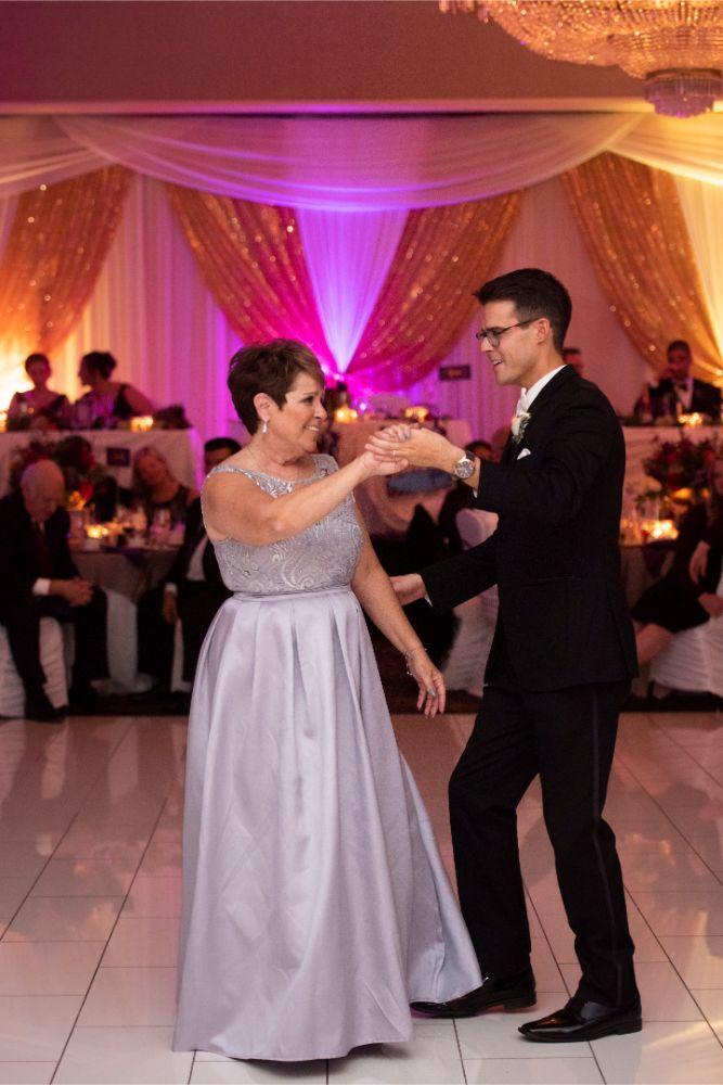 andrea matthew cotillion banquets mother son dance