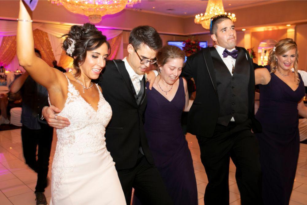 andrea matthew cotillion banquets Greek circle dancing