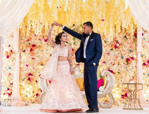Local Love – Kajal & Akash at Pearl Banquets & Conference Center