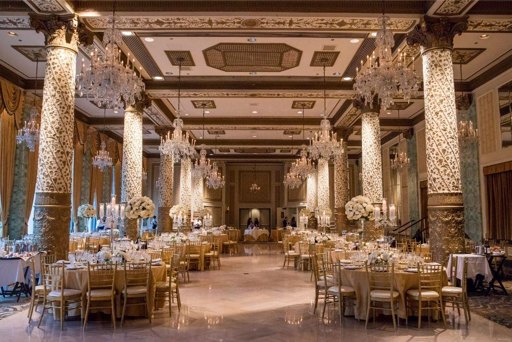 katrina drew the drake chicago wedding wedding reception