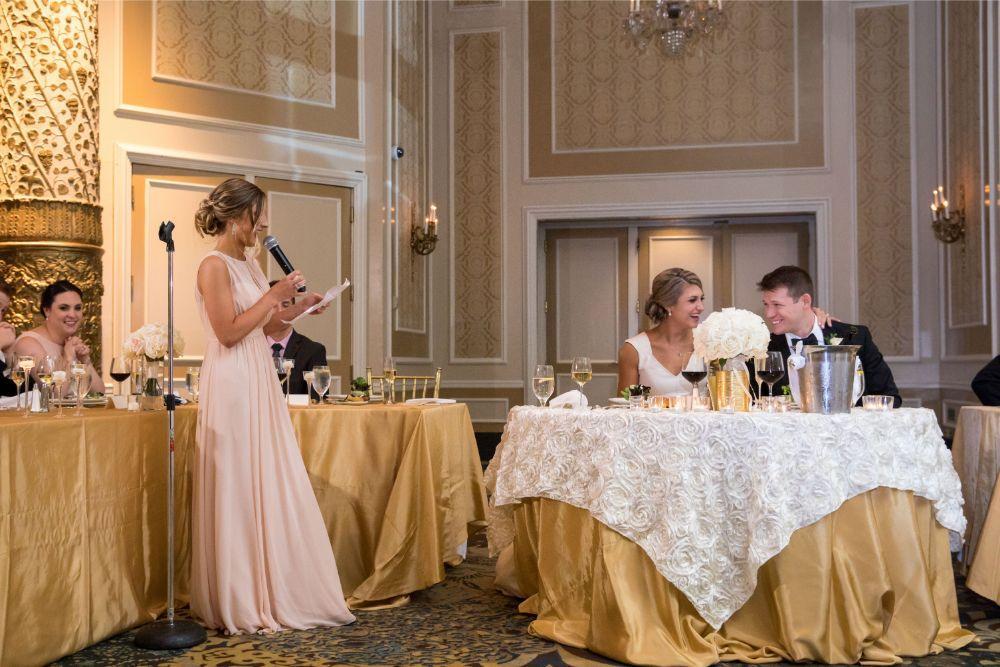 katrina drew the drake chicago wedding toasts