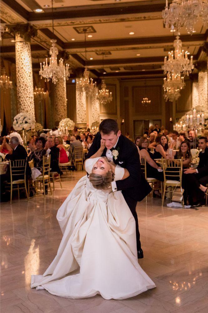 katrina drew the drake chicago wedding first dance