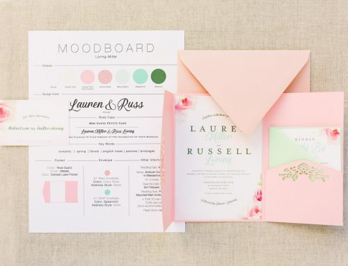 Six Steps to Creating the Perfect Wedding Brand – with Amore Creative