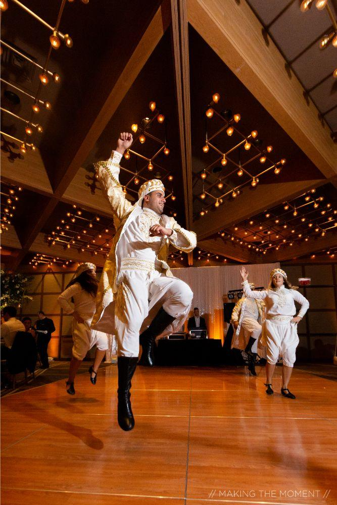 grace nicholas the hyatt lodge oak brook, IL dance performers wedding reception