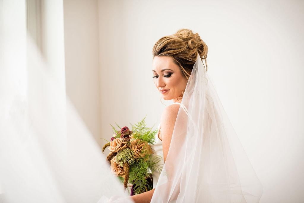 2019 bridal hair and makeup styles sophia bella bridal