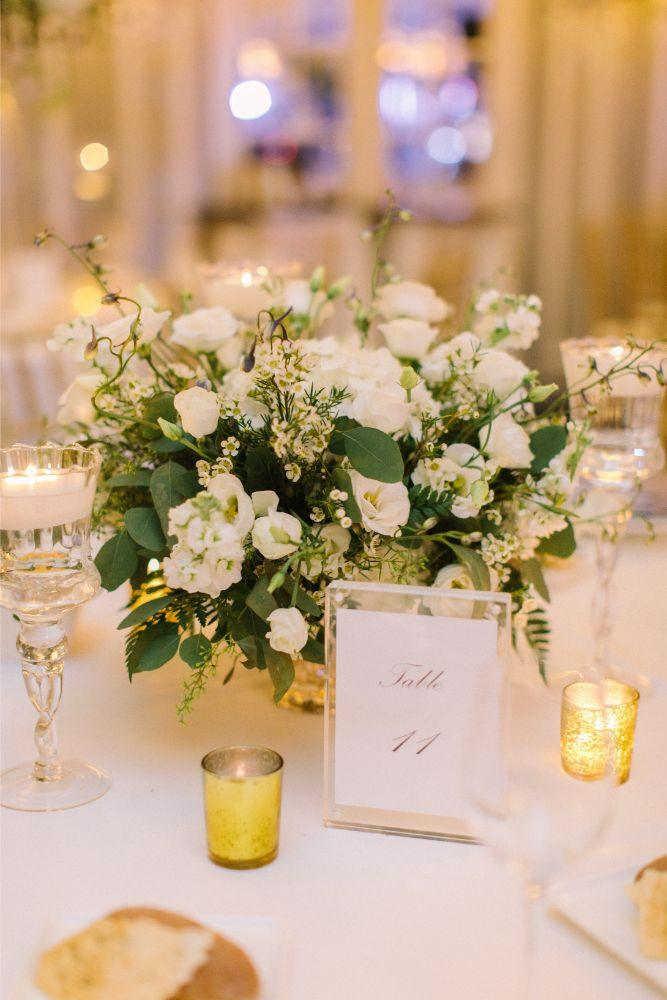 allie matthew the blackstone hotel chicago wedding reception table numbers