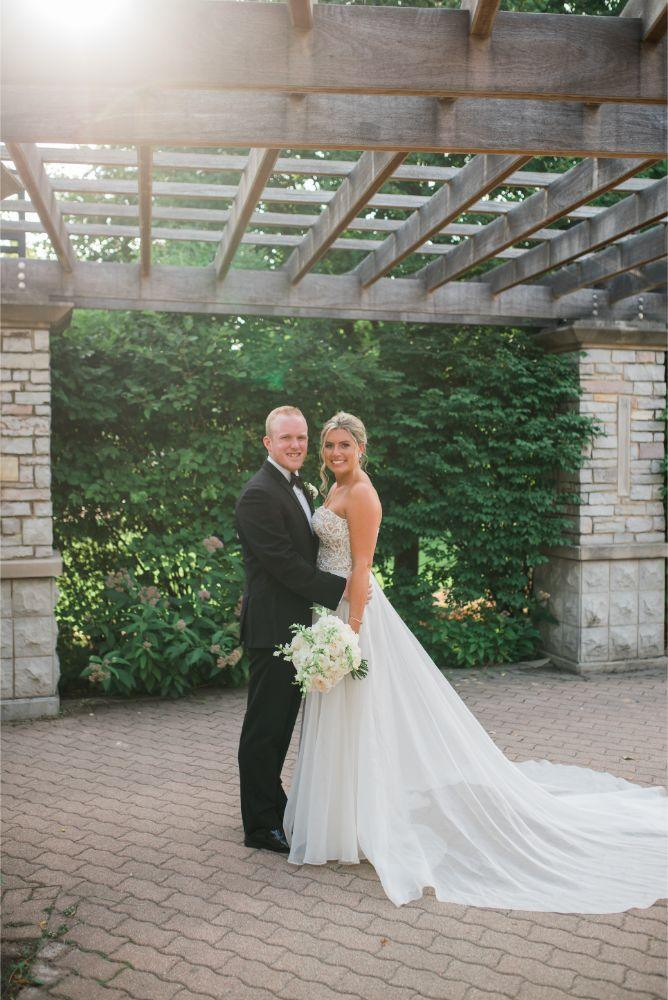 megan mike hotel indigo naperville rivewalk chicago wedding