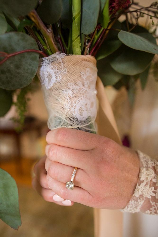 tessa jack carleton of oak park chicago wedding bridal bouquet