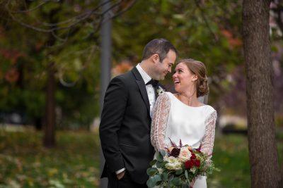 tessa jack the carleton hotel of oak park chicago wedding phtoography