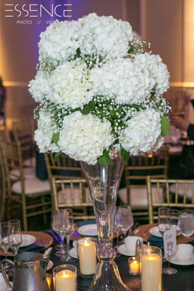 vanesa leonardo cotillion banquets chicagoland wedding reception centerpieces