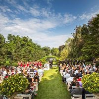 Outdoor Weddings | Chicago Wedding | Outdoor Wedding Venue | Summer Wedding | TWA Photographic Artists