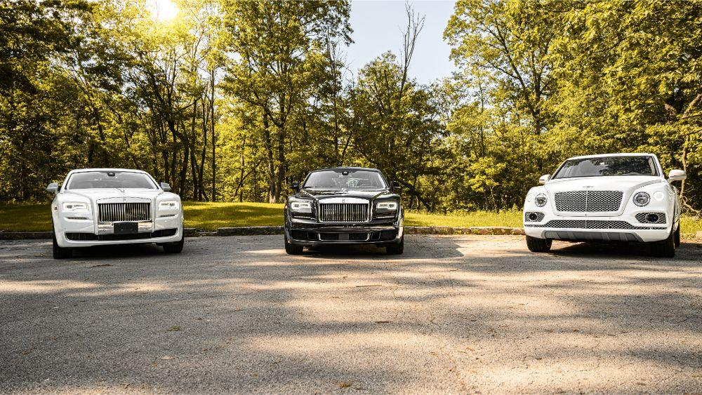 Prestige Exotics | Wedding Transportation | Burr Ridge, Illinois | Exotic Cars | Wedding Car