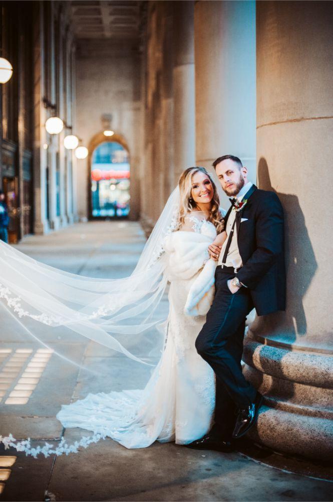 adrianna dean salvatore's chicago wedding