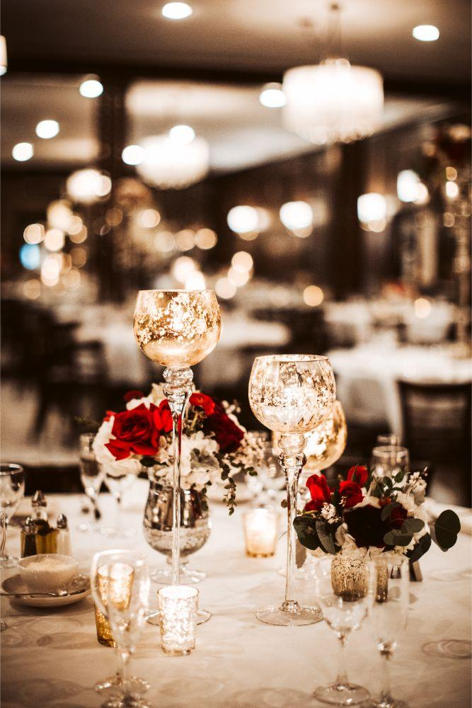 adrianna dean salvatore's chicago wedding reception