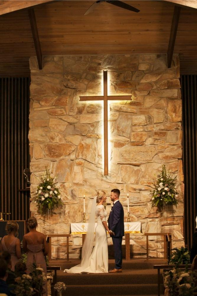 kolby j chicago wedding photography bride and groom wedding ceremony