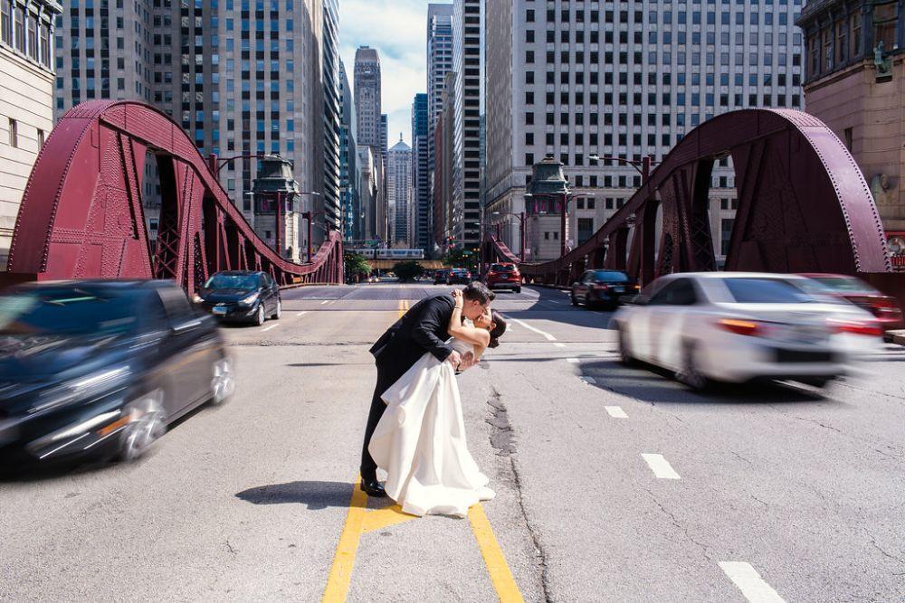lynn marker chicago wedding The Ivy Room at Tree Studios