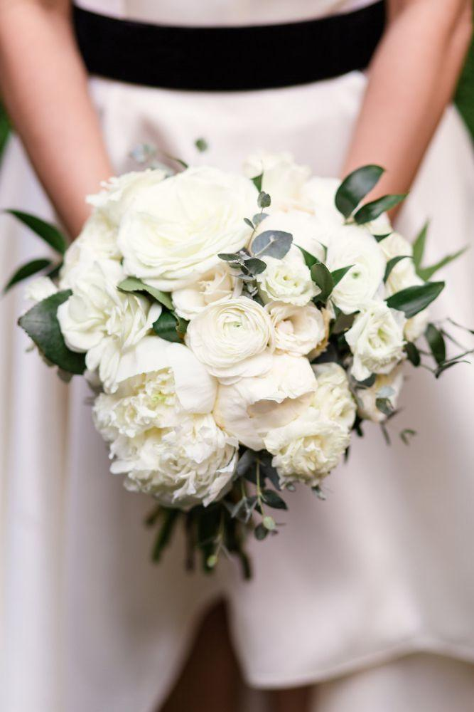 The Ivy Room at Tree Studios bridal bouquet