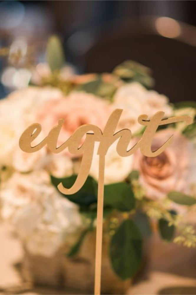 megan mike hotel indigo naperville riverwalk chicago wedding reception table number