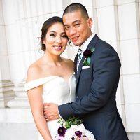 Diana & Francisco | Angela Garbot Photography | Bridgeport Art Center | Chicago, Illinois Real Wedding
