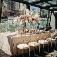 Modern Tropics - Wedicity Wedding & Event Detailing - Designers Challenge