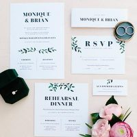 Suite Life | Stationery Tips | Wedding Stationery
