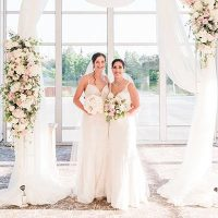 Nicole & Nicole | Lincolnshire Marriott Resort Chicago | Real Wedding | Love is Love