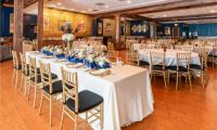 The Walton Room by Rosebud in Chicago, Illinois | Rehearsal Dinner | Wedding Event Venue