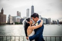 michelle jimmy the congress plaza hotel chicago wedding