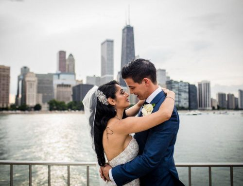Local Love – Michelle & Jimmy at The Congress Plaza Hotel