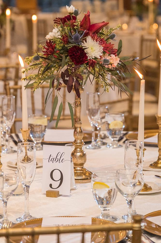 chicago marriott naperville benefits of a winter wedding table centerpieces