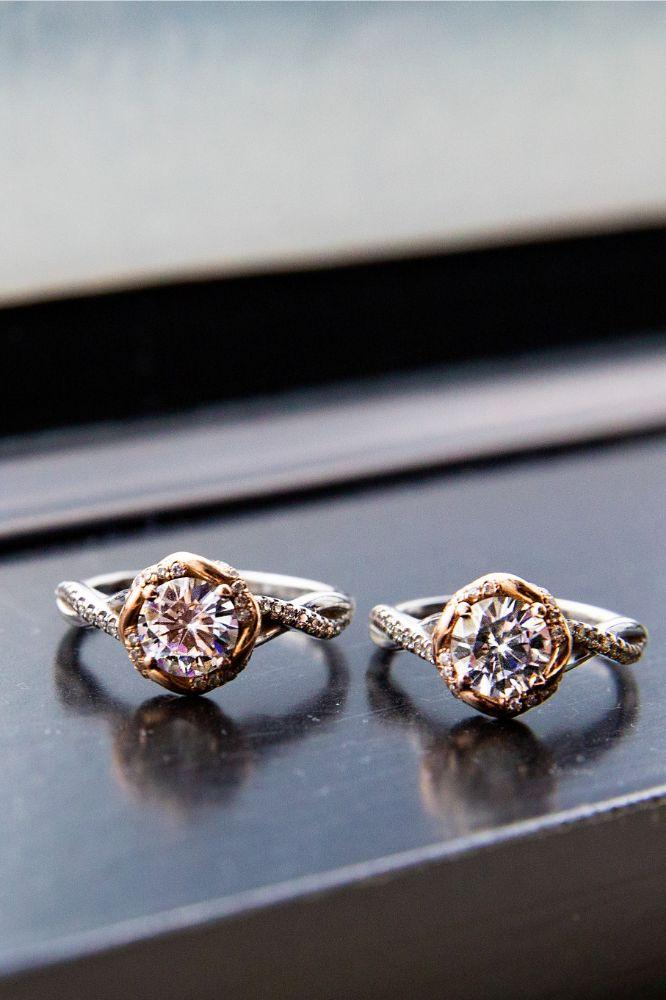 caitlin carolyn salvage one chicago wedding rings