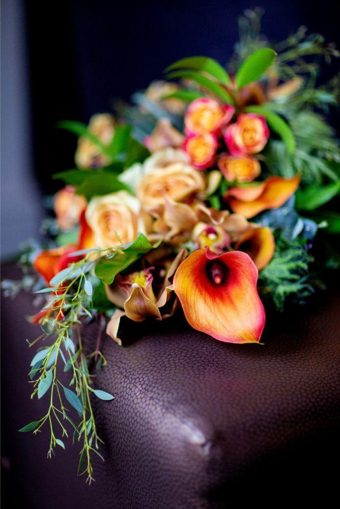 caitlin carolyn salvage one chicago wedding bridal bouquet