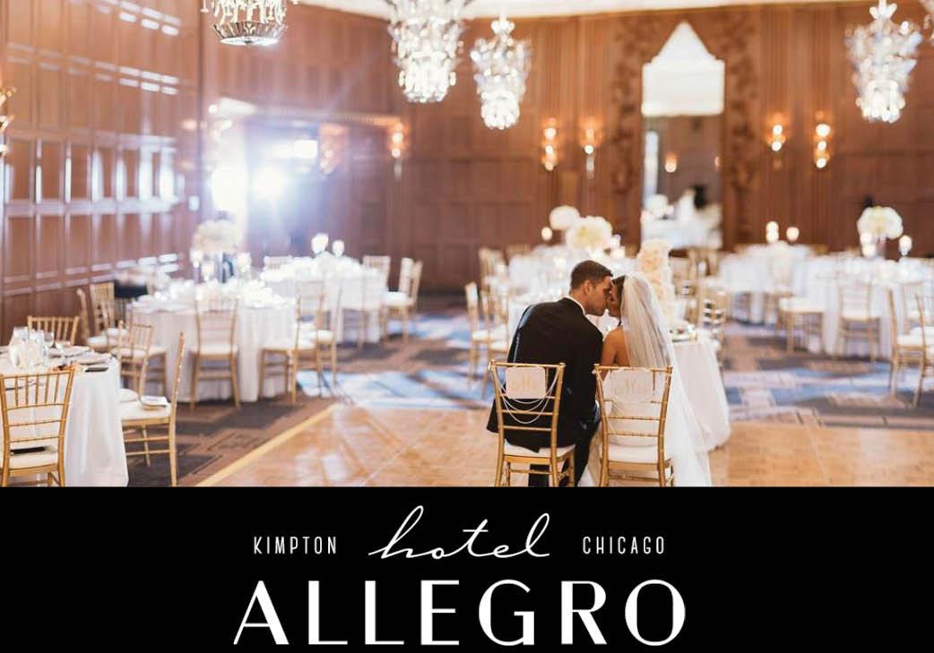 Kimpton Hotel Allegro in Chicago, Illinois   Wedding Venue