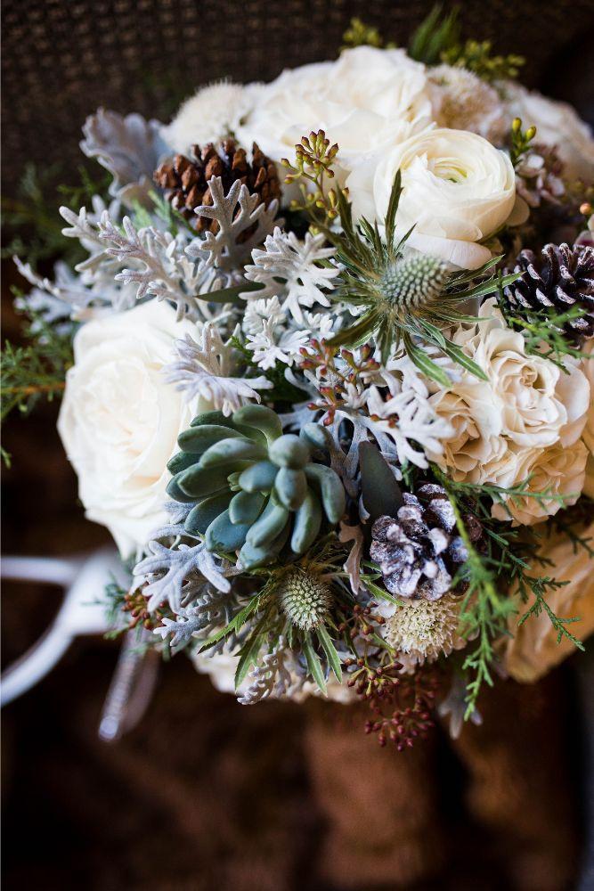 hilary bill galleria marchetti chicago, il wedding bridal bouquet