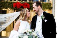 hilary bill galleria marchetti chicago, il wedding