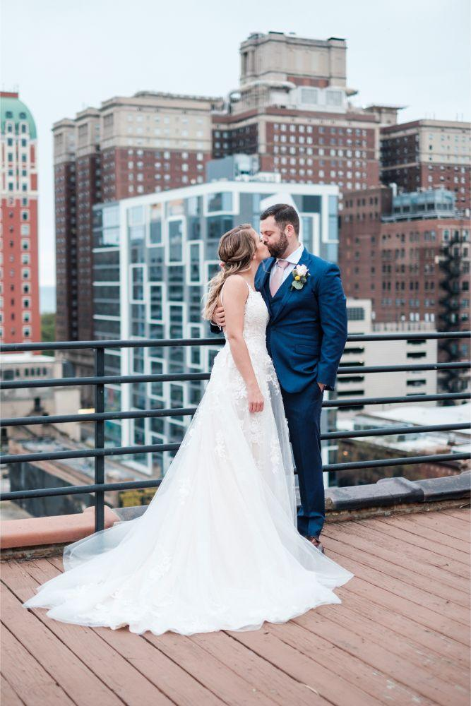 local love kaitlyn tom lacuna lofts chicago, il wedding bride groom first look