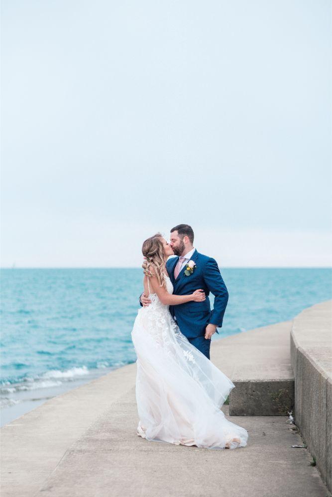 local love kaitlyn tom lacuna lofts chicago, il wedding