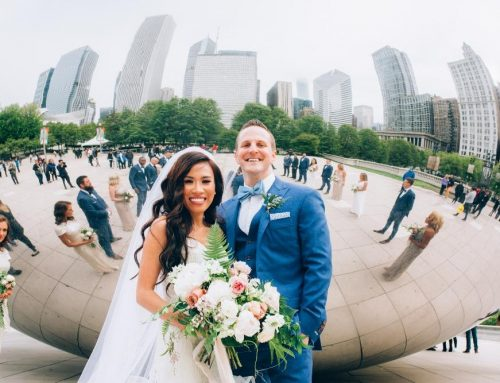 Protected: Local Love – Kathy & Michael at Skyline Loft