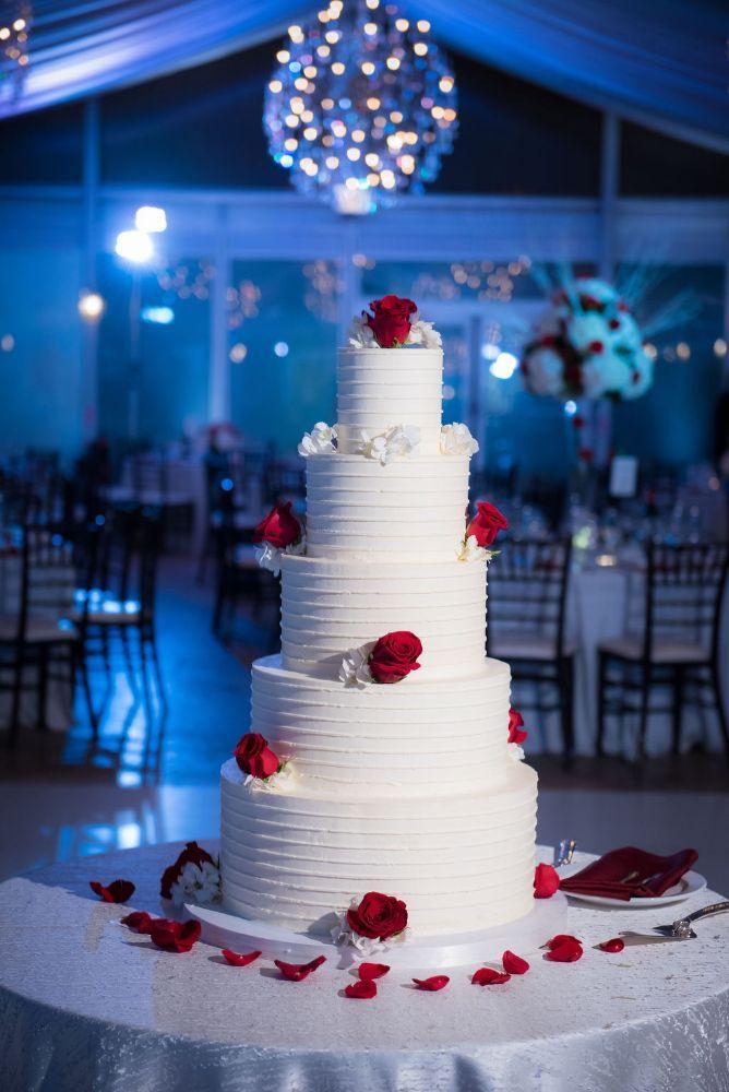 sarah chris galleria marchetti chicago, il wedding cake