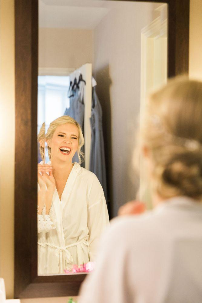 janet trent the mid-america club chicago, il wedding bride getting ready bridal hair & makeup