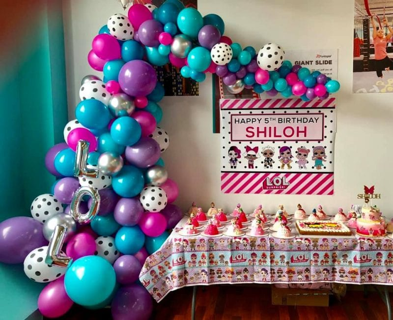 Welcome To The ABC Balloons Company