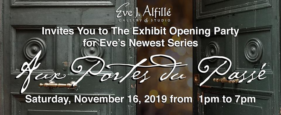 Eve Alfille Open Exhibit - French - November 2019